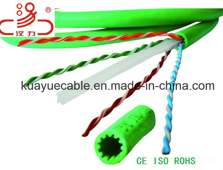 CAT6A, Utpcable, Solid, 500MHz, /Computer Cable/Data Cable/Communication Cable/Audio Cable/Connector