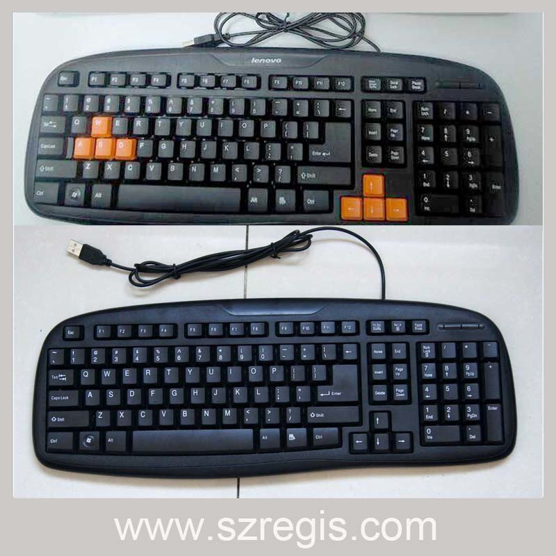 Universal Waterproof Game USB Wired Laptop Computer Keyboard