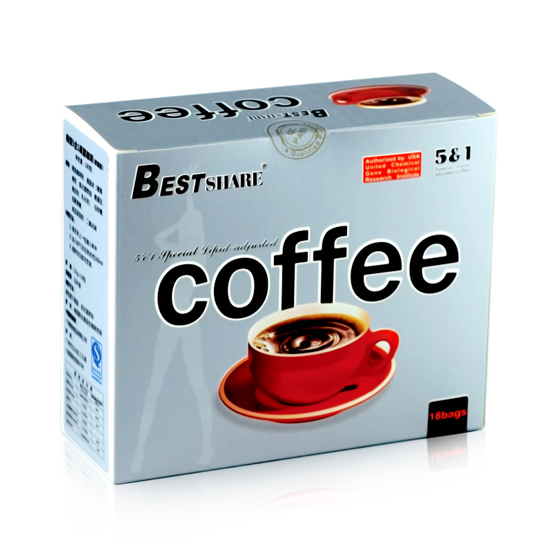 Weight Loss Five in One Special Burning Fat Coffee