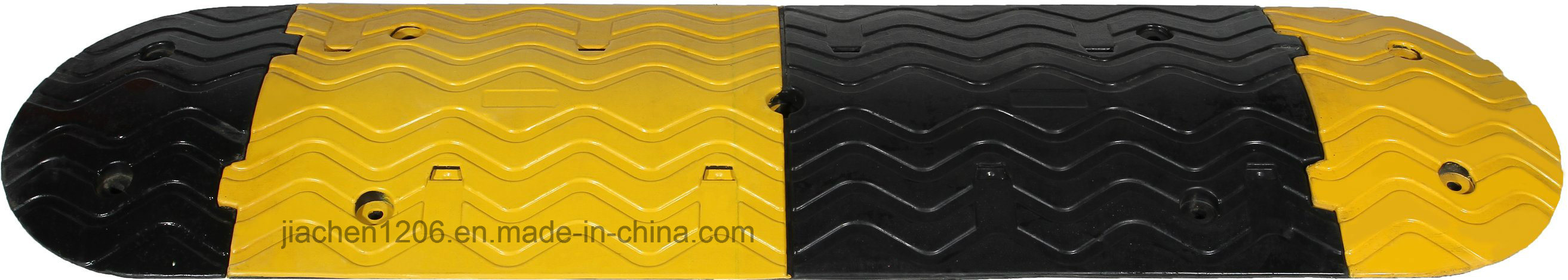 Superior Quality Druable Material Durable Rubber Road Speed Hump