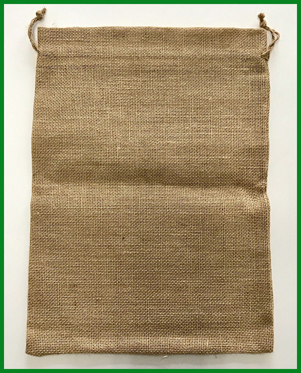 Eco-Friendly Jute Rice Bag for Packing 5kg
