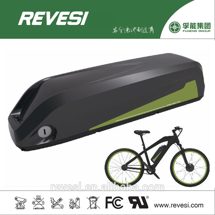 36V 10ah Electric Bike Bluetooth Li Ion Battery