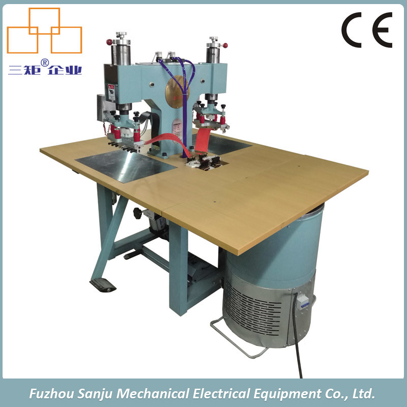 High Frequency Machine for PVC Plastic Welding (5KW gas holder)