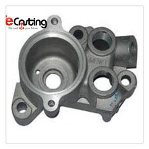 Custom Investment Casting for Machining Parts in Gray Iron