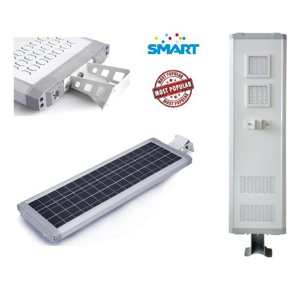 16/25/35W Top Quality All-in-One Solar Street Light