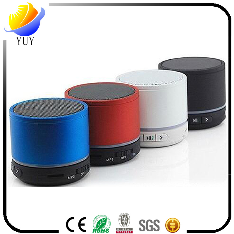 Hot Wireless Add-in Card Mini Bass Small Gun Bluetooth Speaker