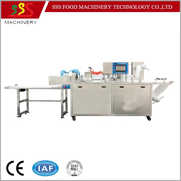 Factory Supply Filming Forming Machine Kubba Pastry Pancake Making Machine