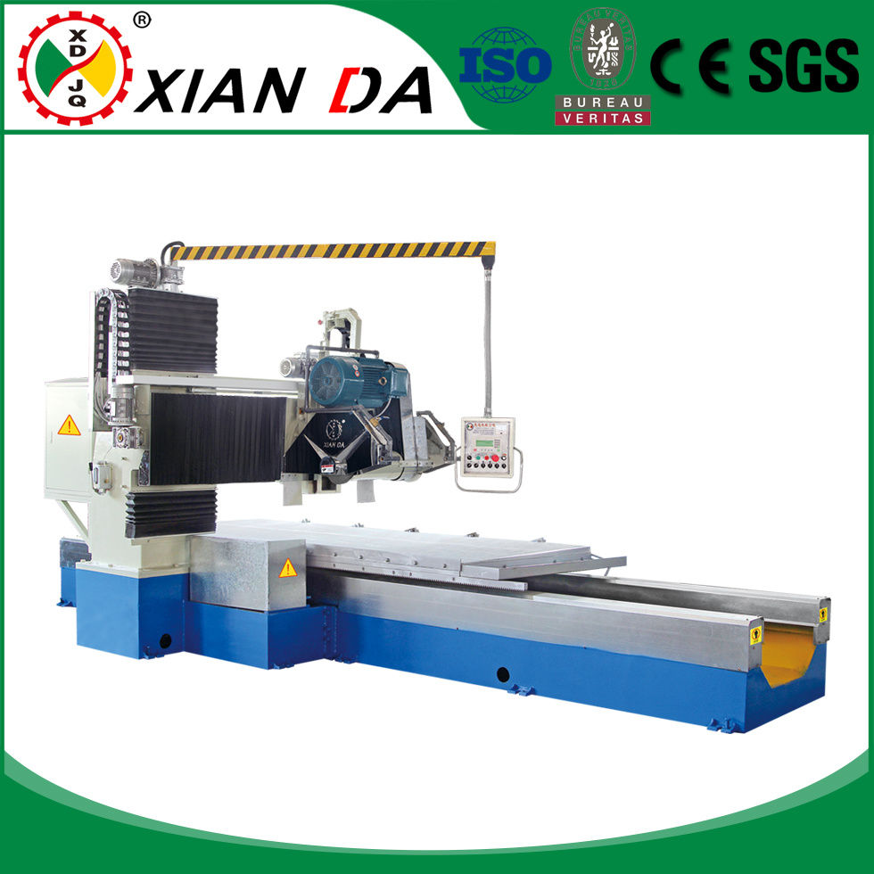 Dnfx-1300 Automatic Multi-Function Marble Granite Profiling Linear Stone Machine
