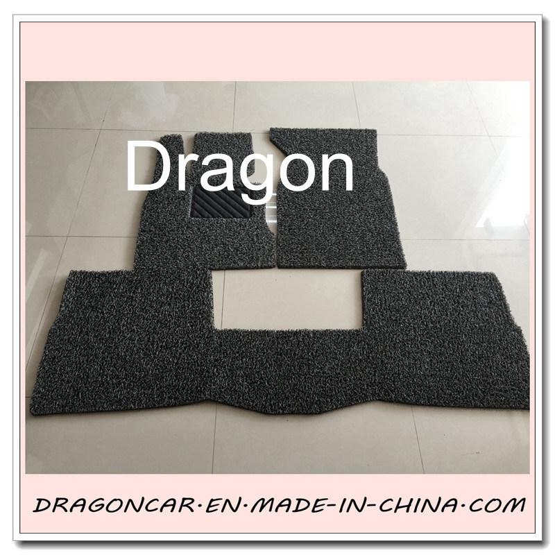 Comfort Antislip PVC Coil Car Mat/Floor Mat