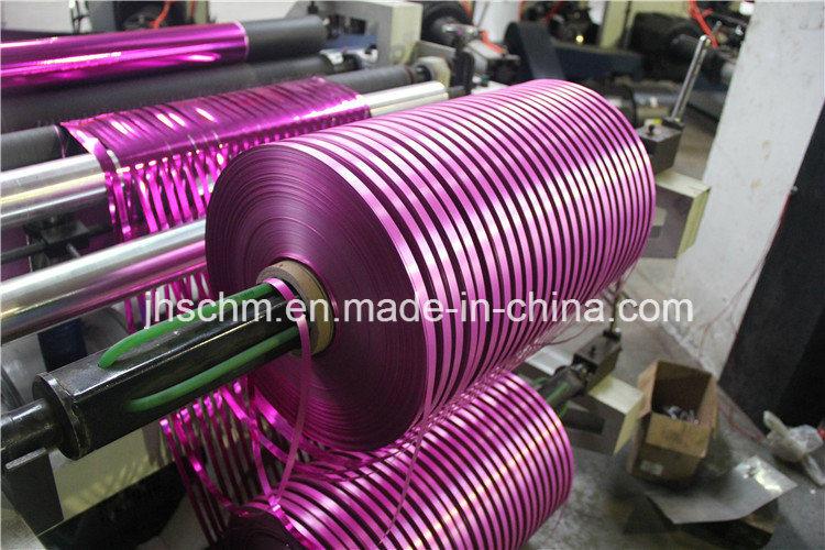 Ribbon/Tape/BOPP/Non Woven/ Paper Slitting and Rewinding Machine