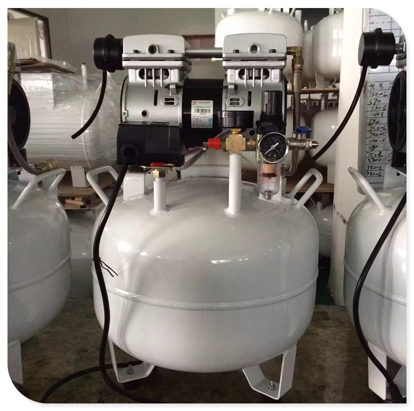 Foshan Keju 545W Oilless Silent Dental Air Compressor