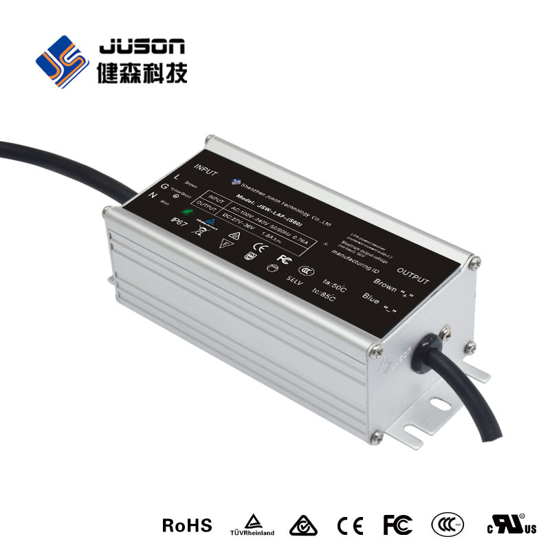 2017 Surge Current Outdoor High Bay Light LED DC Power Supply