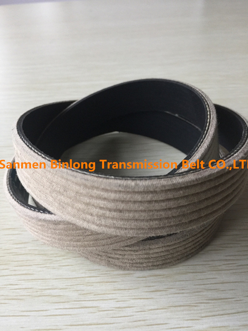 Automotive Pk Belt, Fan Belt, Ribbed Belts for Autos +Paz