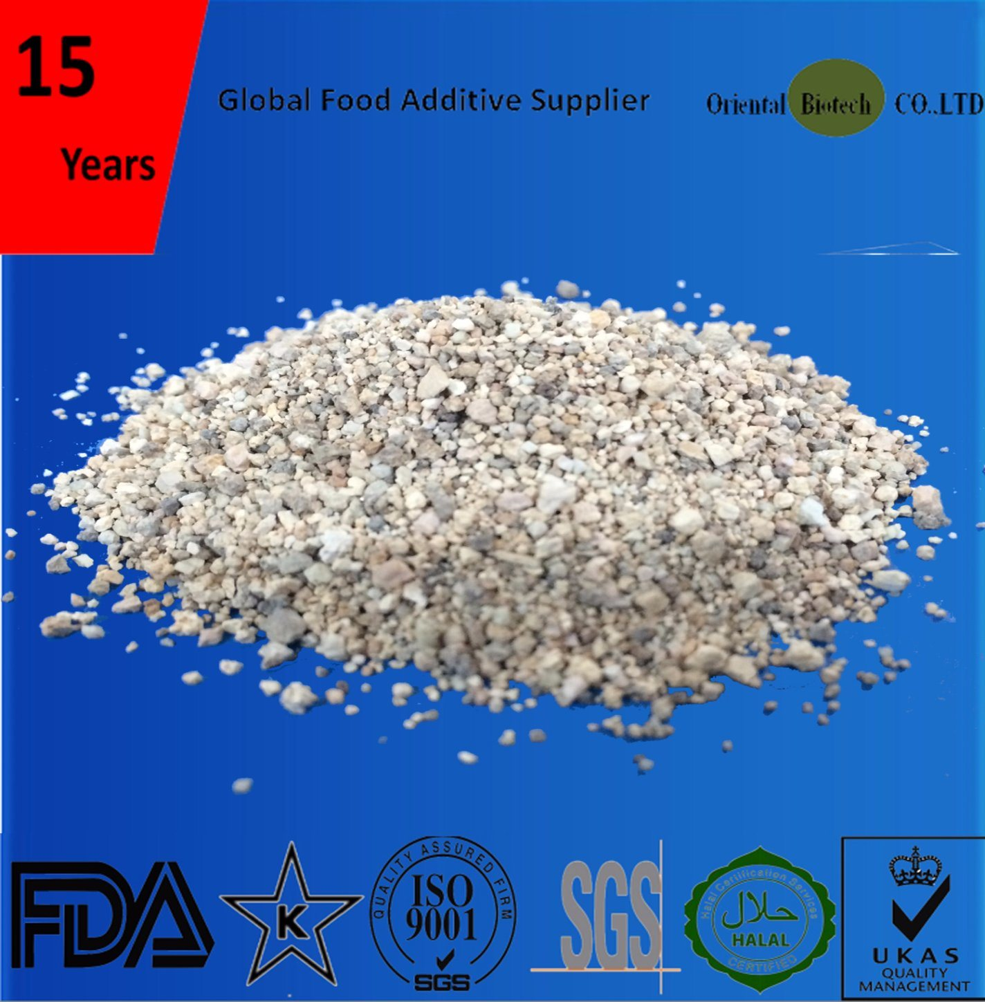 High Quality Magnesium Oxide Food Grade