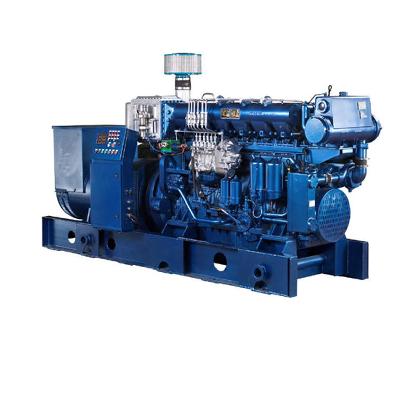 30 Kw Generator Set with Gear Box 1500 Rpm