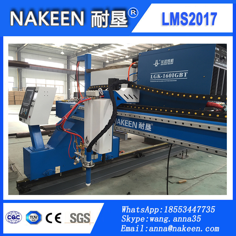 Lms2017 CNC Plasma Flame Cutter for Metal