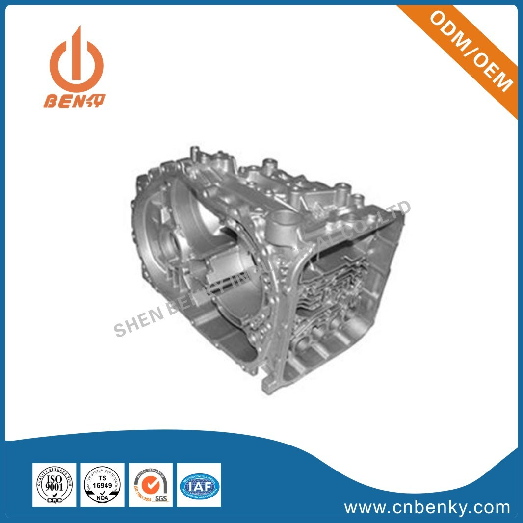 Die Casting for Auto Parts