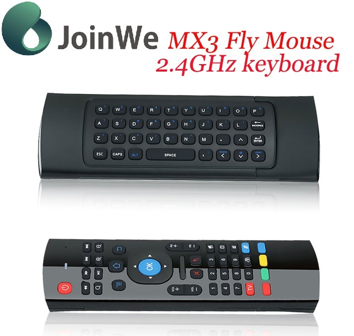 Wireless Remote Controller Keyboard Mx3 Air Mouse