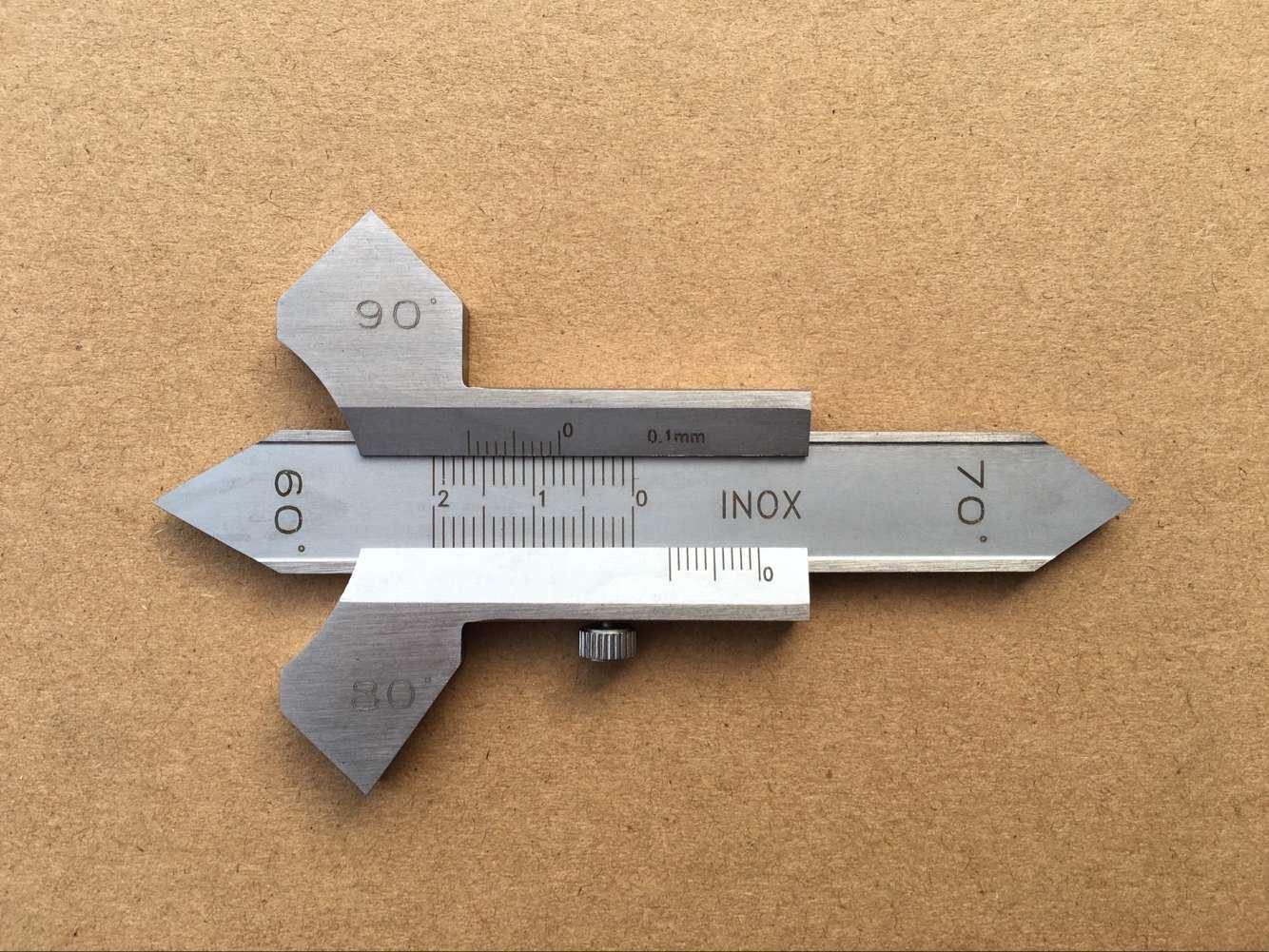 Precision Welding Gauge