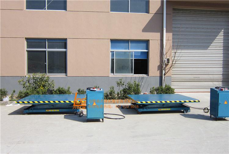 Hydraulic Scissor Lift Table (SJG2.65-1)