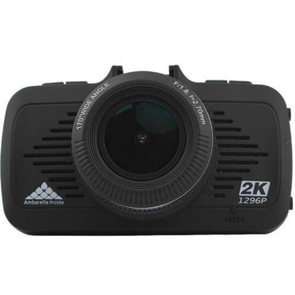 Car DVR with GPS Tracker Built in Radar Detector