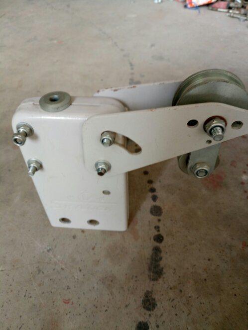 Safety Locks for Suspended Platforms