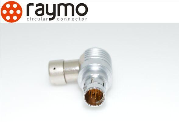 Wso 102 103 1031 104 Series Elbow Plug Circular Cable Connector