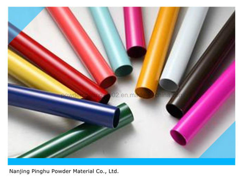 Ral4010 Pink Powder Coating with Good Decorative Property