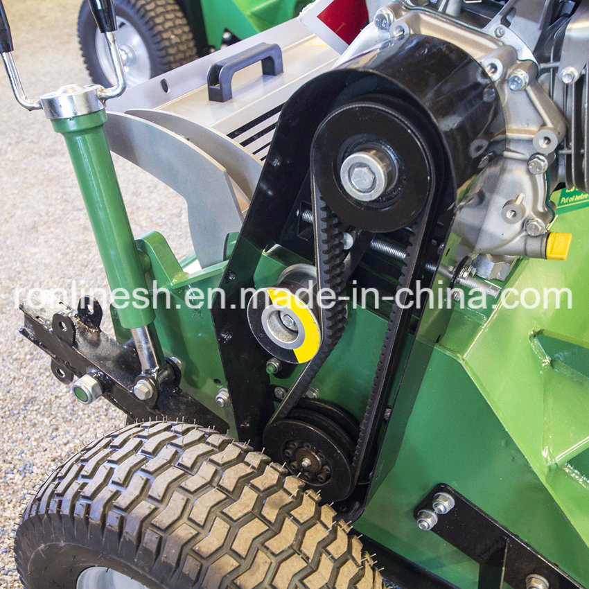 13HP/15HP Engine Powered ATV Flail Mower/Quad Mower/UTV Flail Mower/Small Tractor Flail Mower/Quad Mulcher/Grass Mower with Flap and Cutting Width 150cm