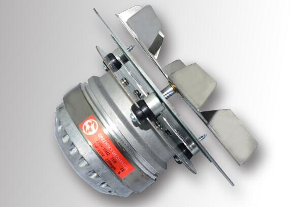 Wood Pellet Biomass Burner Boiler AC Induction Gear Motor