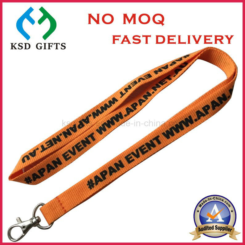 Polyester Printed Promotional Cell Phone Strap
