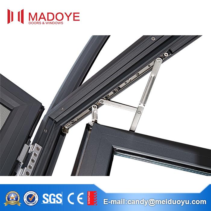 Cheap Small Size Aluminium Casement Window