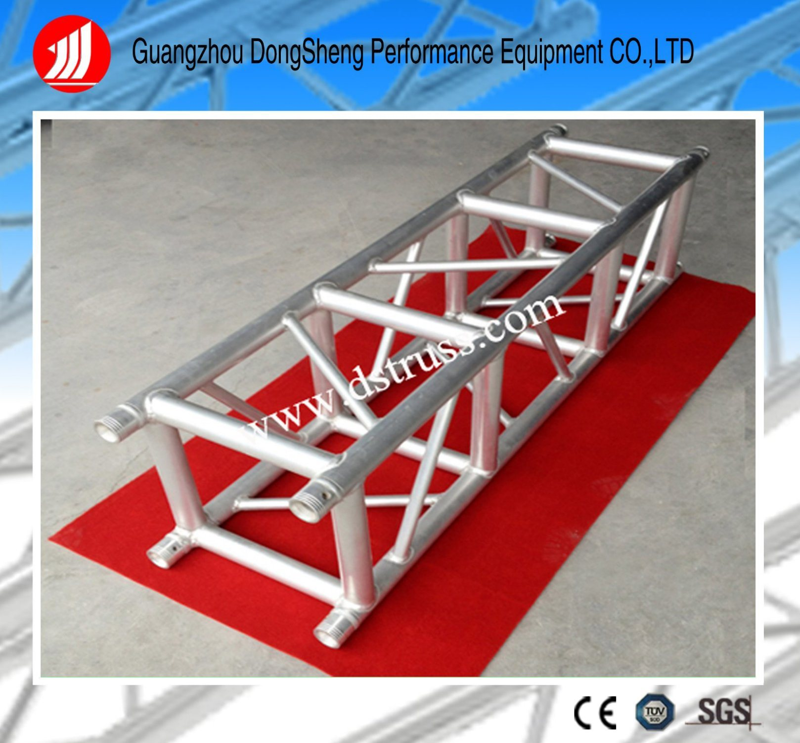 Stage Truss for Sale High Quality Spigot Type Aluminum Alloy Truss