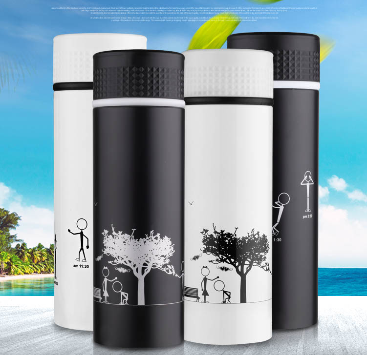 450ml Hot Sale Double Wall Stainless Steel Travel Mug Bueno