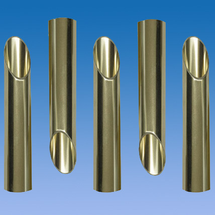 Aluminum Brass Tube for Condenser, Heat-Exchangers and Nuclear Power Series, C68700, Hal77-2