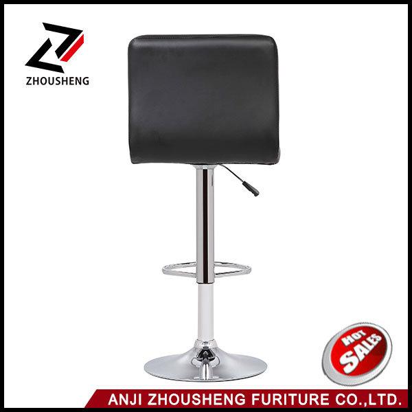 Modern Adjustable Swivel Barstools Hydraulic Chair Bar Stools