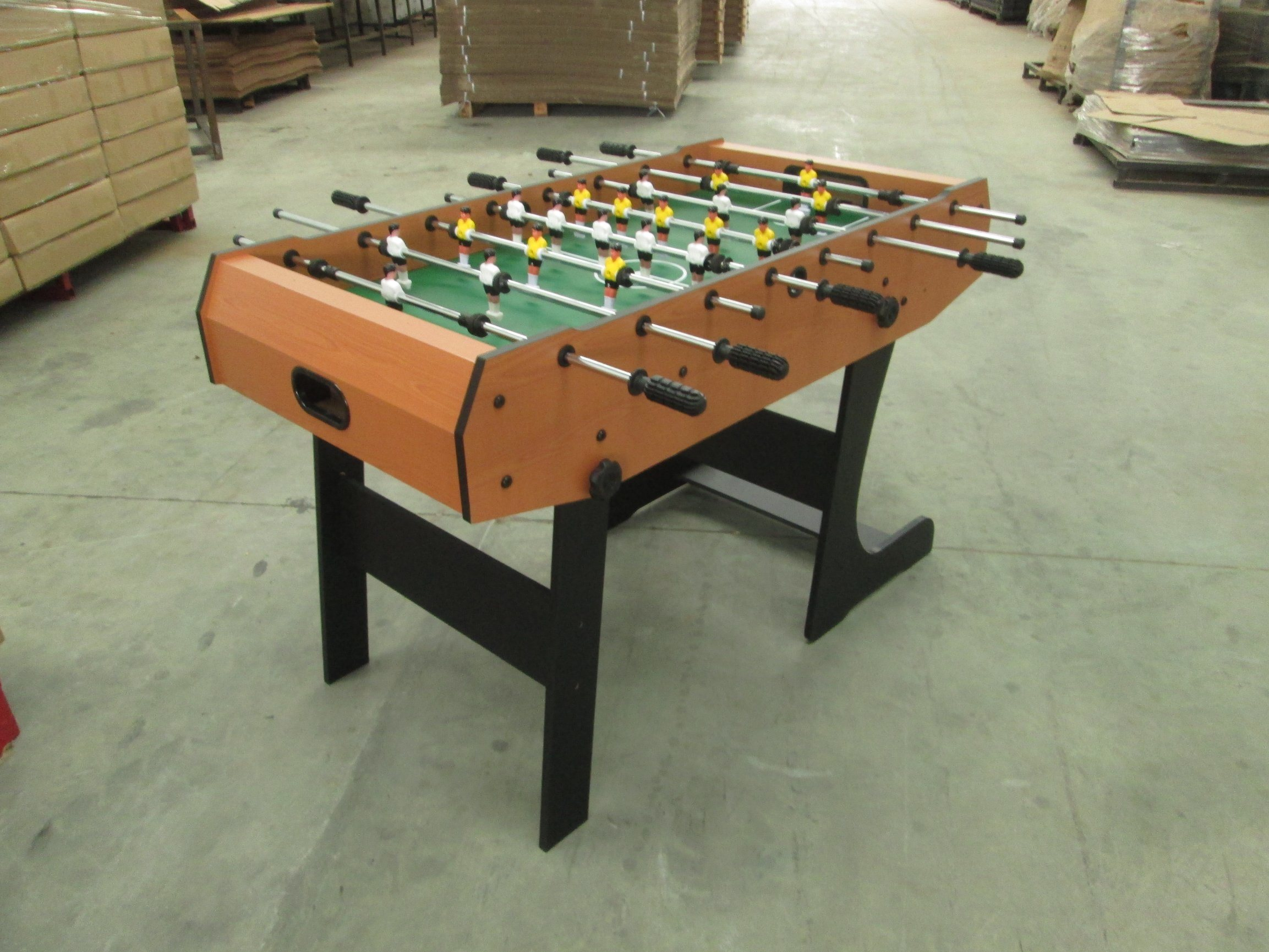 Folding Soccer Game Table