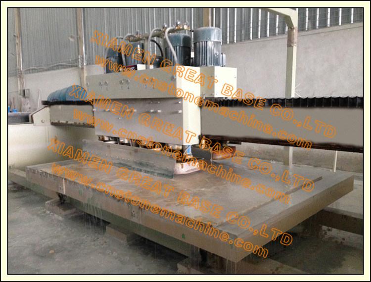 GBDM-3020/8 Bridge Type Multi Head Marble Polishing Machine