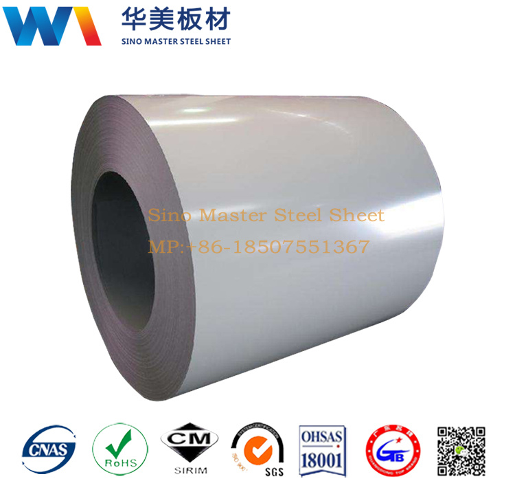 Steel Coil/Sheet Gi PPGI PCM VCM