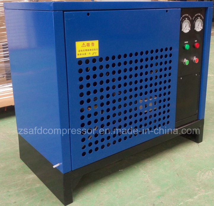 Air Cooled Double Fan Compressed Air Dryer