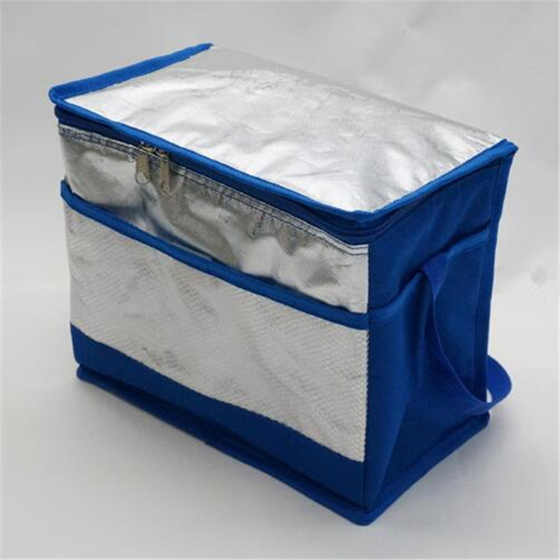 PVC Aluminum Ice Bag Insulation Insulation Bag Lunch Boxes (GB#207PVC)