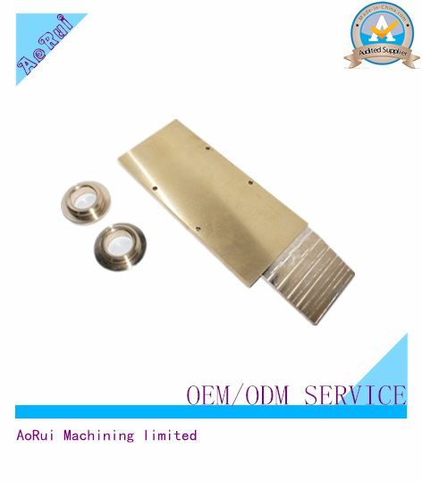 Customized Preheat Copper Brass Part with CNC Part