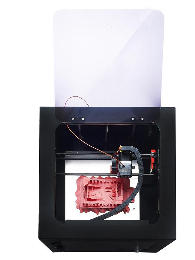 Whole Sealing LCD-Touch High Precision Fdm Desktop 3D Printer