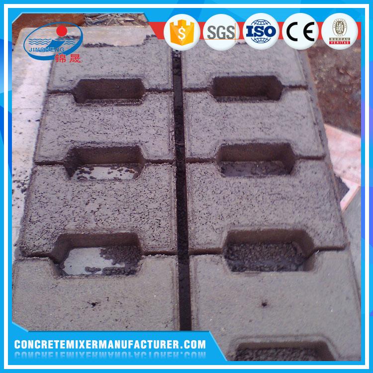 Qt8-15 Hydraulic Automatic Concrete Cement Brick Making Machine