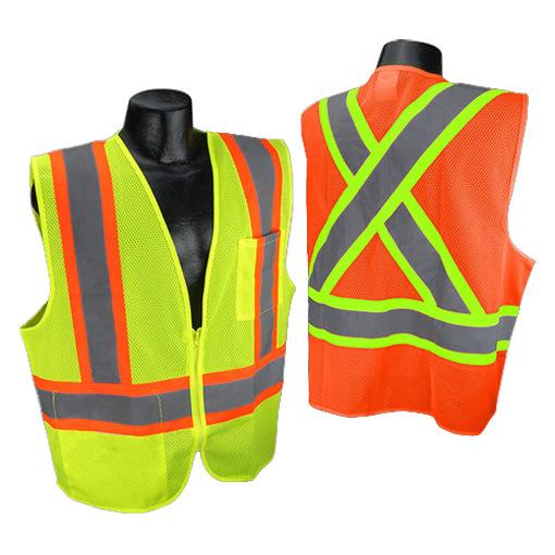 Reflective Vest with ANSI107 (C2013)