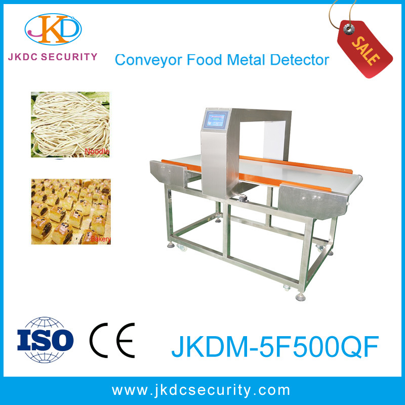 High Sensitivity Conveyor Needle Metal Detector for Food Industry