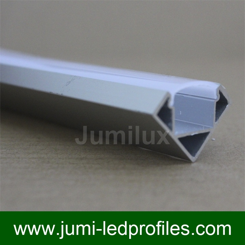 Angle Corner LED Extrusions for LED Strip Light China Supplier