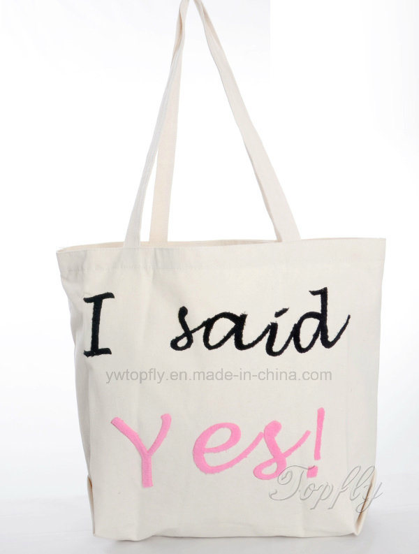 Promotional Eco Friendly Canvas Cotton Bag Tote Bag Beach Bags