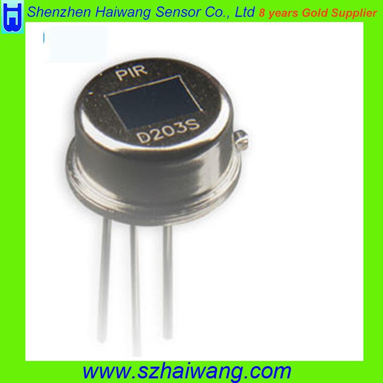 Hot Selling PIR Infrared Radial Sensor for Human Motion Detector (D203S)