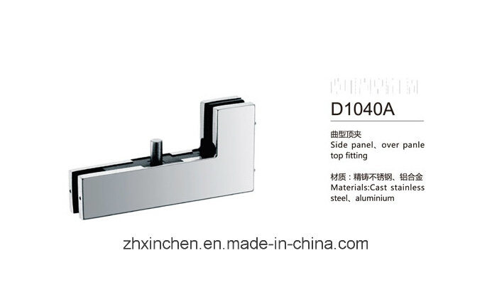 Xc-D1040A Stainless Steel Side Panel/Over Panel Top Patch Fitting